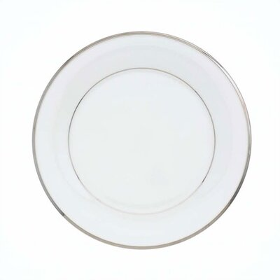 Solitaire White Buffet/service Plate