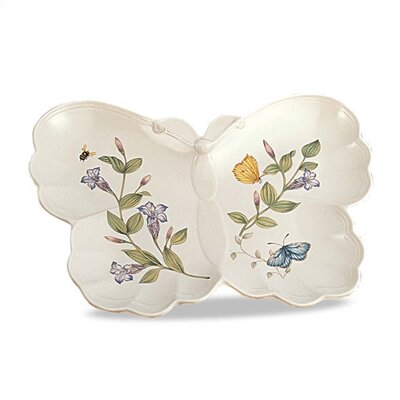 Butterfly Meadow Hors Doeuvre Plate