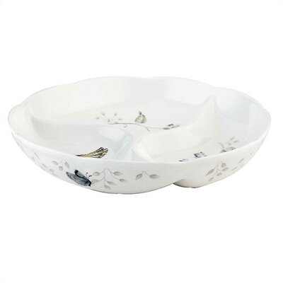 Butterfly Meadow Divided Dish