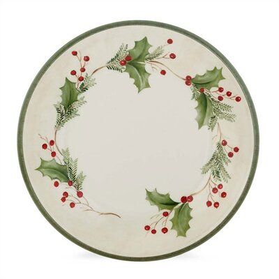 Holiday Gatherings Berry Accent Plate (set Of 2)
