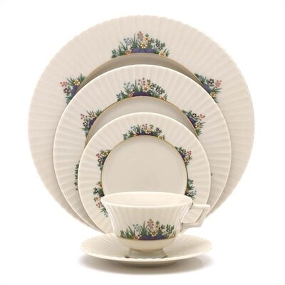 Rutledge Dinnerware Collection-rutledge 5-piece Place Setting