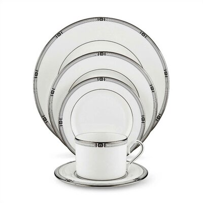 Westerly Platinum Dinnerware Collection-westerly Platinum Sauce Boat
