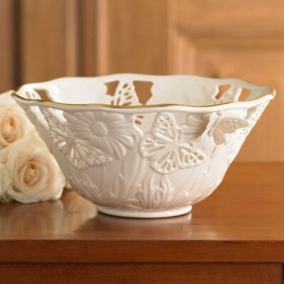 Butterflies And Lace Bowl