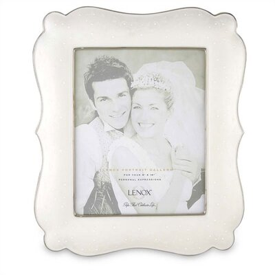 Opal Innocence Domed Top Picture Frame 6225924