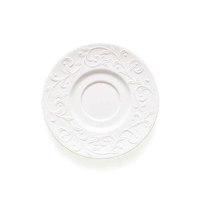 Opal Innocence Carved Saucer (set Of 4)