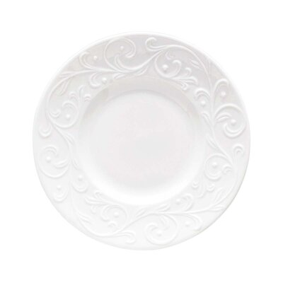 Opal Innocence Carved Party Plate (set Of 4)