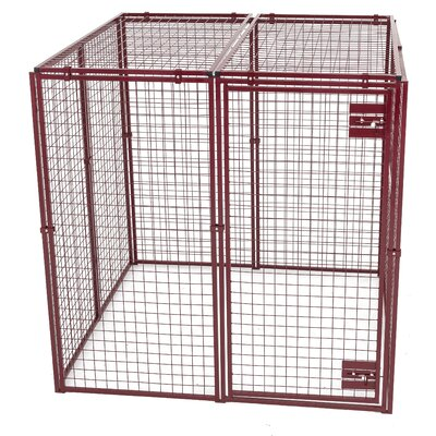 Nordman Ultra Heavy Duty Flat Covered Animal Cage