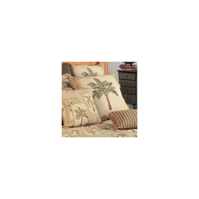 Palm Grove Cotton Euro Pillow