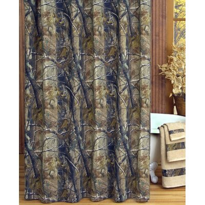 Realtree All Purpose Shower Curtain
