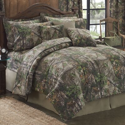 Realtree Xtra 180 Thread Count Sheet Set Size: Extra-Long Twin