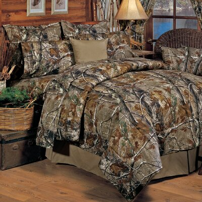 Realtree All Purpose Sheet Set Size: Queen