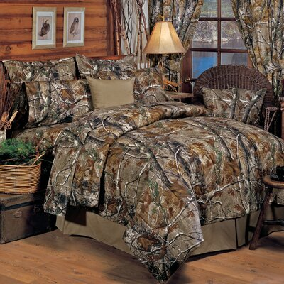 All Purpose Comforter Set Size: Queen