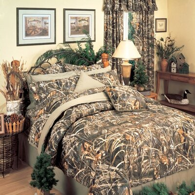 Max-4 Comforter Set Size: Queen