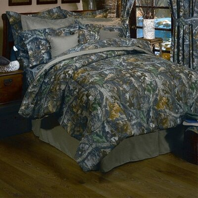 Realtree Timber Sheet Set Size: King