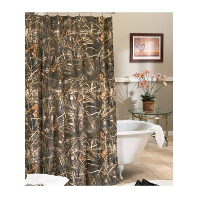 Realtree Max 4 Shower Curtain