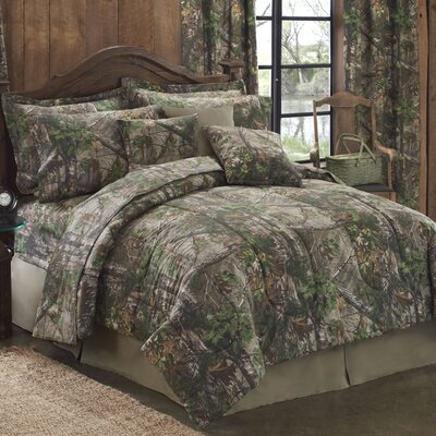 Xtra Green Comforter Set Size: California King