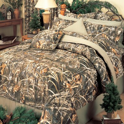 Realtree Max-4 4 Piece Comforter Set