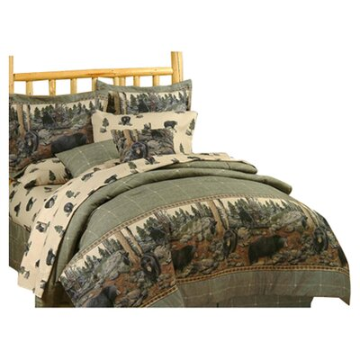 The Bears Comforter Set Size: King