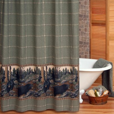 The Bears Shower Curtain