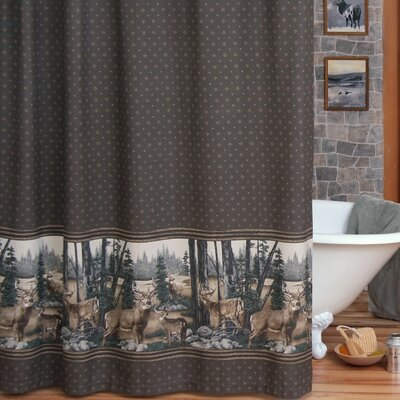 Whitetail Dream Shower Curtain
