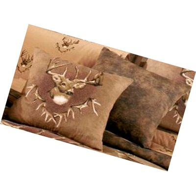 Whitetail Ridge Throw Pillow