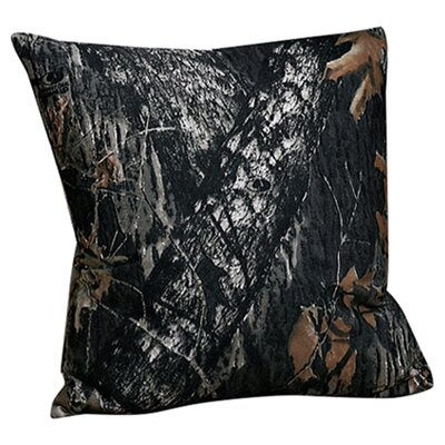 New Break Up Cotton Blend Throw Pillow