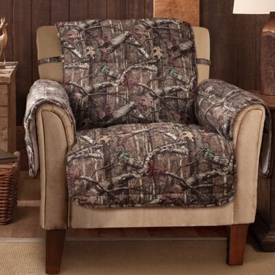 Breakup Infinity Box Cushion Armchair Slipcover
