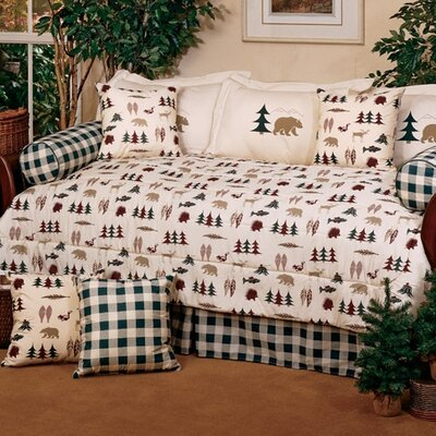 Northern Exposure 5 Piece Daybed Set