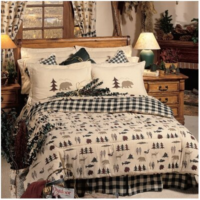 Northern Exposure Sheet Set Size: Queen