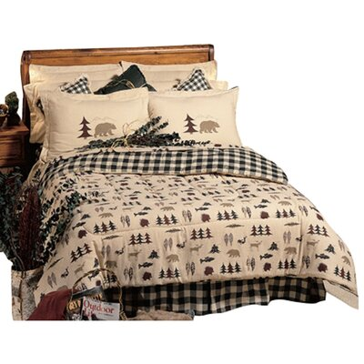 Northern Exposure Comforter Set Size: King