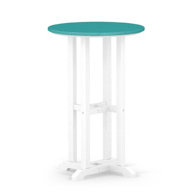 Contempo Dining Table Finish: White / Aruba