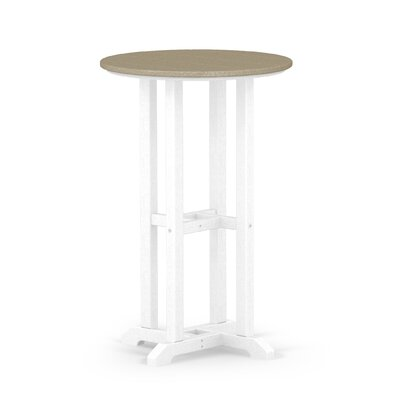 Contempo Dining Table Finish: White / Sand