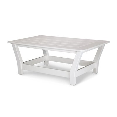 Harbour Coffee Table Finish: White