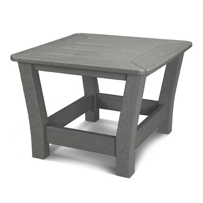 Harbour Side Table Finish: Slate Grey
