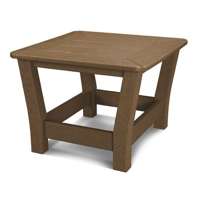 Harbour Side Table Finish: Teak
