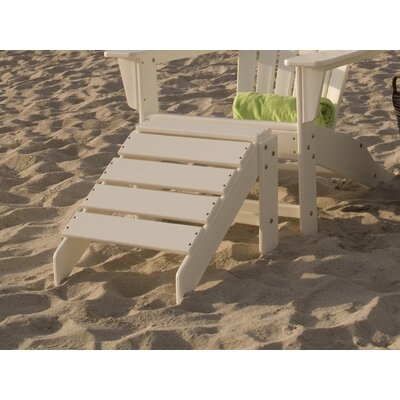 South Beach Ottoman Finish: Sand