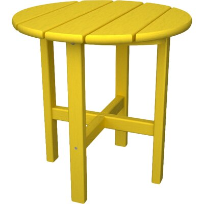 Side Table Finish: Lemon