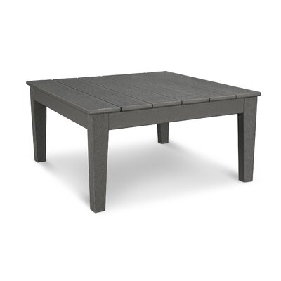 MOD Chat Table Finish: Slate Gray