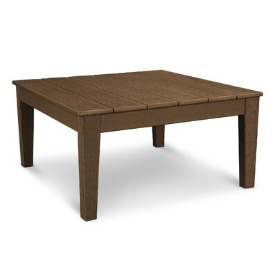 MOD Chat Table Finish: Teak