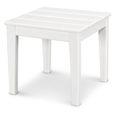 Newport Side Table Finish: White