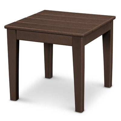Newport Side Table Finish: Mahogany