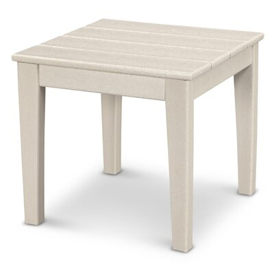 Newport Side Table Finish: Sand