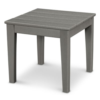 Newport Side Table Finish: Slate Gray
