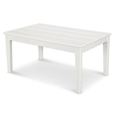 Newport Coffee Table Finish: White