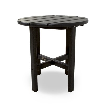 Side Table Finish: Black