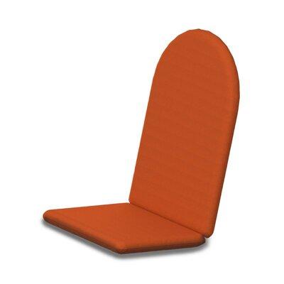 Outdoor Sunbrella Adirondack Chair Cushion Fabric: Tuscan