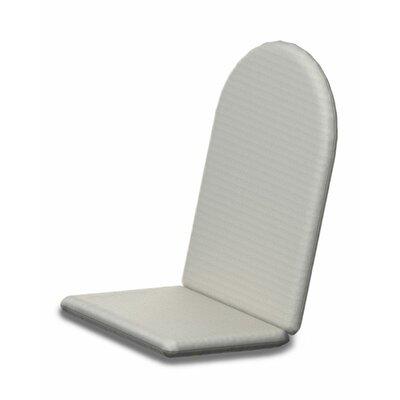 Outdoor Sunbrella Adirondack Chair Cushion Fabric: Birds Eye