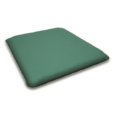 Outdoor Sunbrella Bench Cushion Fabric: Spa