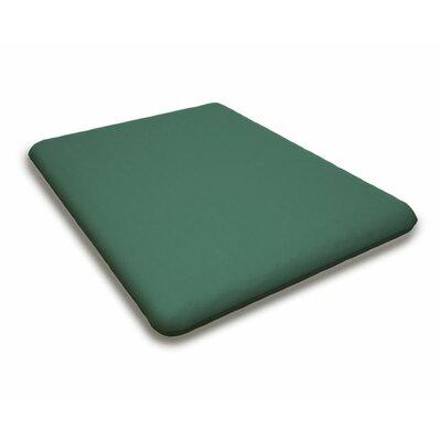 Sunbrella Rocking Chair Cushion Fabric: Spa