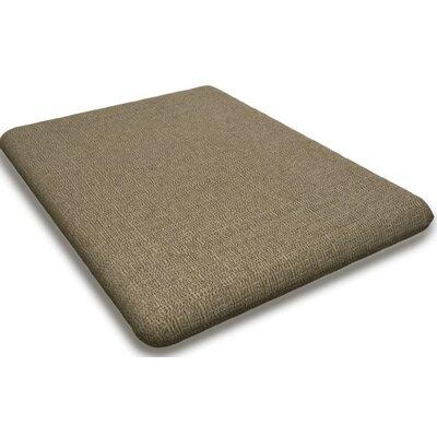 Sunbrella Rocking Chair Cushion Fabric: Sesame
